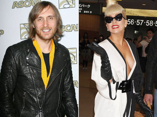 Lady Gaga e David Guetta